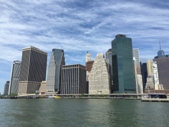 Manhattan before