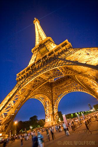 Vie Nocturne Eiffel