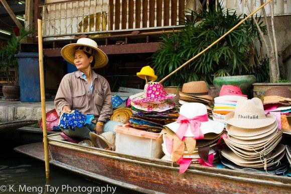 Floating Market Hats