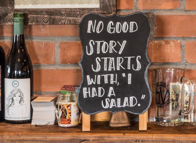 Arizona Hops and Vines shows off the lighter side of their wine-making business mantra