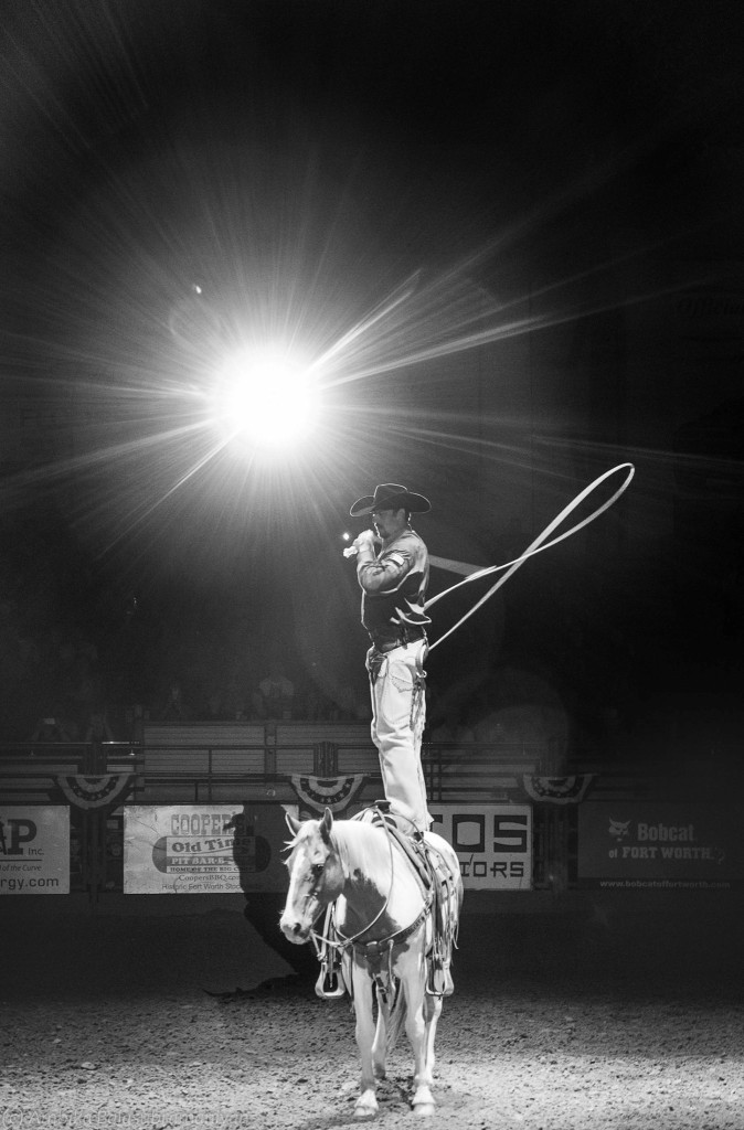 Cowboy Tricks: The outrageously amazing acts that make a rodeo a fun event!
